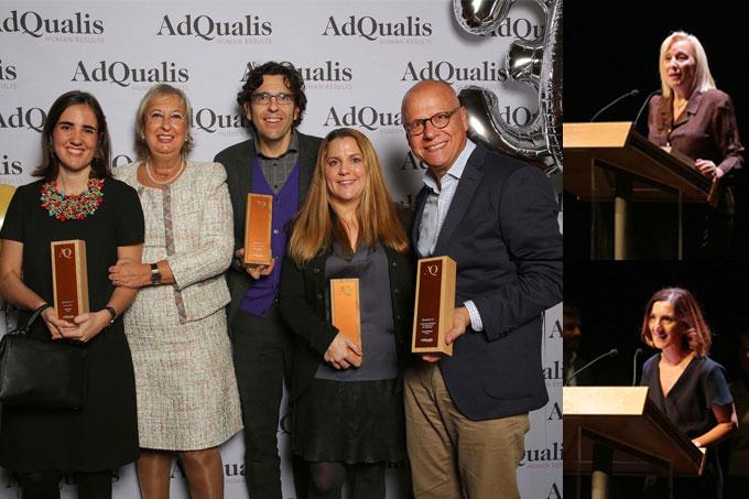 AdQualis Human Results Celebra Su 30 Aniversario Y Entrega Los XVIII AQ Awards A La Excelencia En Recursos Humanos