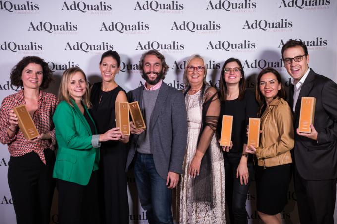 AdQualis Human Results Celebra Los XIX AQAwards A La Dirección De Organizaciones Y Personas
